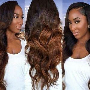 """10"""" - 26"""" Virgin Brazilian Hair"""